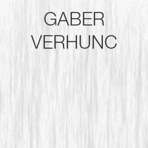 GABER VERHUNC